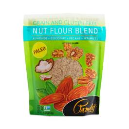 Nut Flour Blend - Almonds, Coconut, Pecans, Walnuts