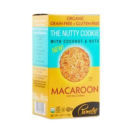 Macaroon Nutty Cookies