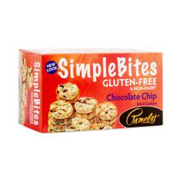 Gluten-Free Chocolate Chip Mini Cookies