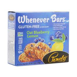 Oat Blueberry Lemon Whenever Bars