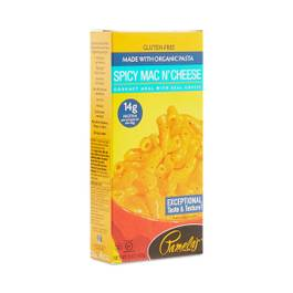 Spicy Mac N' Cheese Pasta Meal