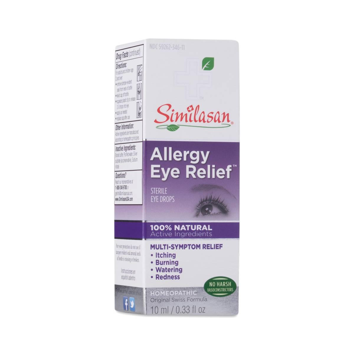 Eye Drops - Allergy Eye Relief