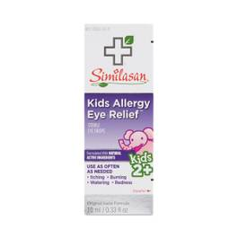 Kids Allergy Eye Relief Drops