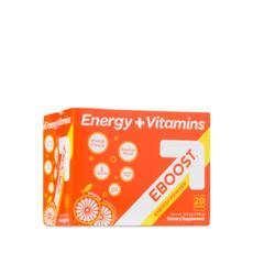 Orange Energy Powder