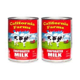 Evaporated Milk (2-pack)
