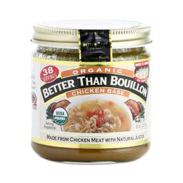 Organic Chicken Base Bouillion