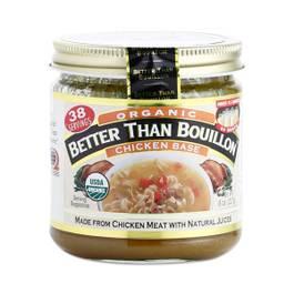 Organic Chicken Base Bouillion