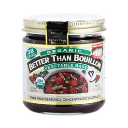 Organic Vegetable Base Bouillon