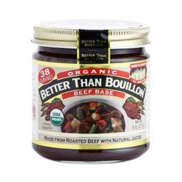 Organic Beef Base Bouillon