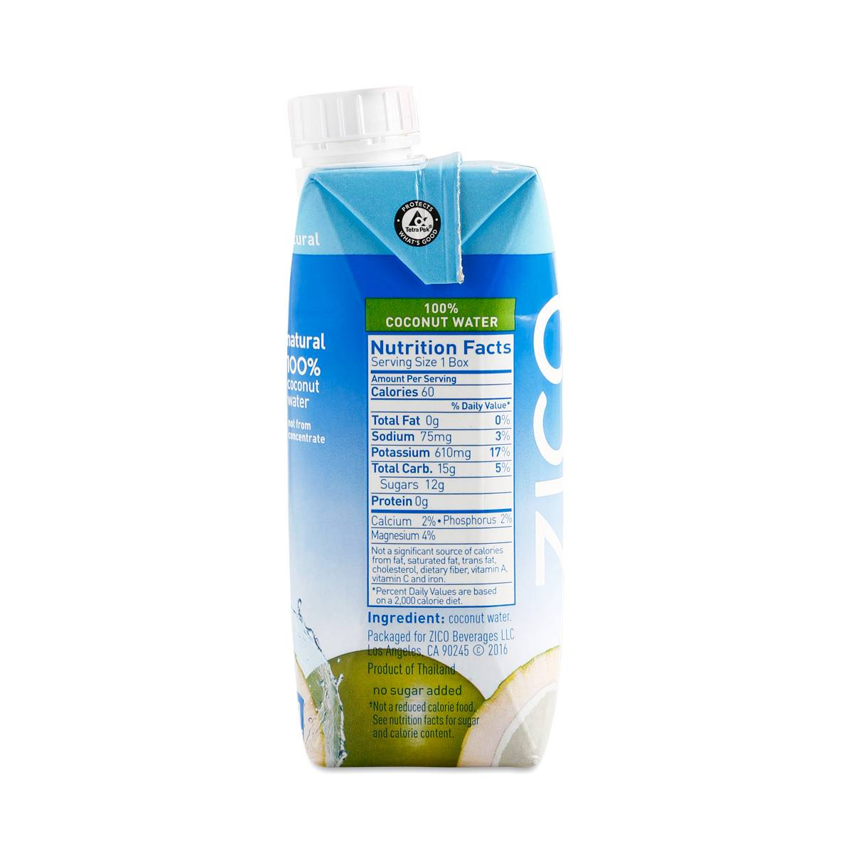 Natural Coconut Water by Zico - Thrive Market