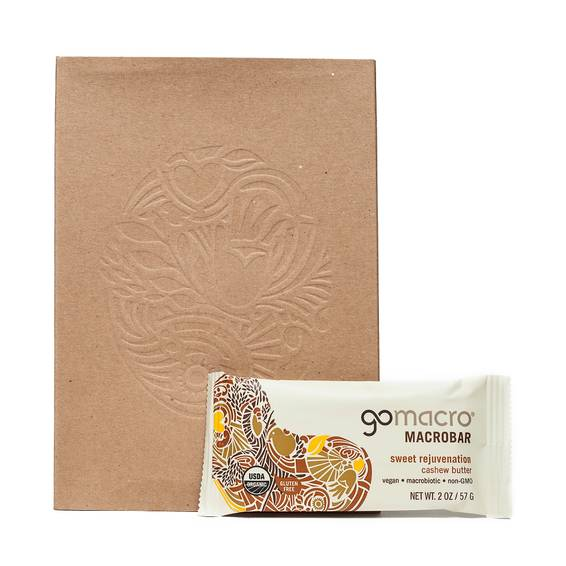 Organic Sweet Rejuvenation Bar