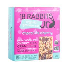 Organic Chocolate Cherry Granola Bars, 6 pack