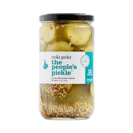 The People's Pickle - Garlic Dill Pickle Slices