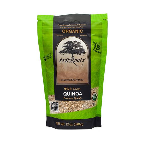 Organic Whole Grain Quinoa