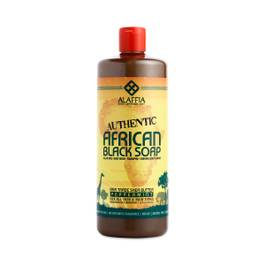 Peppermint African Black Soap