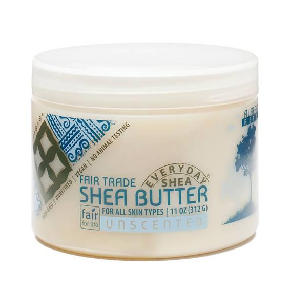 Fair Trade Shea Butter - Unscented