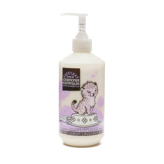 Fair Trade Shea Butter Baby Conditioner & DeTangler