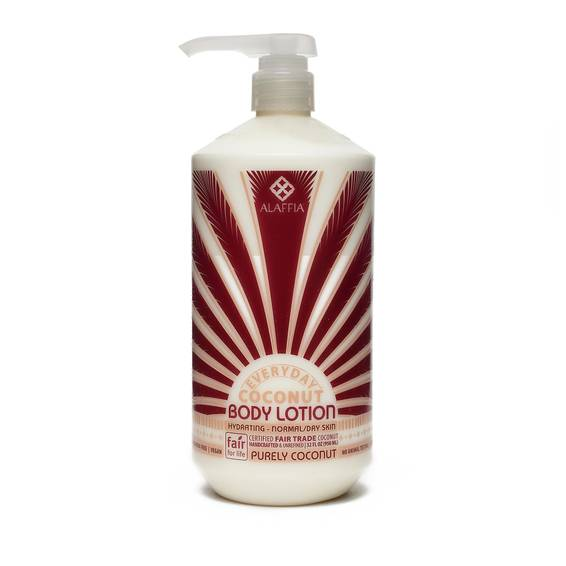 Fair Trade Coconut Body Lotion