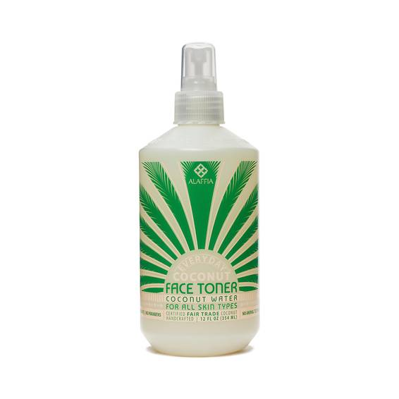 Fair Trade Coconut Face Toner
