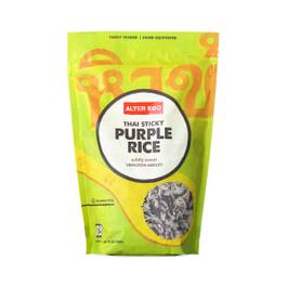 Thai Sticky Purple Rice