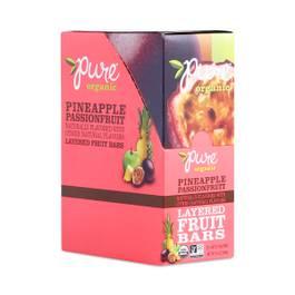 Pineapple & Passionfruit Layered Fruit Bars