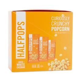 Aged White Cheddar Crunchy Popcorn