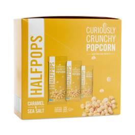 Caramel & Sea Salt Crunchy Popcorn