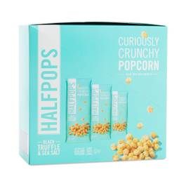 Black Truffle & Sea Salt Crunchy Popcorn