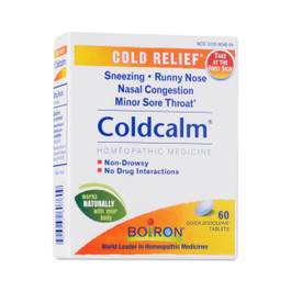 Coldcalm® Cold Remedy Tablets