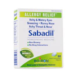 Sabadil® Allergy Relief Tablets