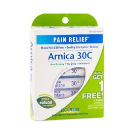 Arnica 30C, Pain Reliever, Value Pack