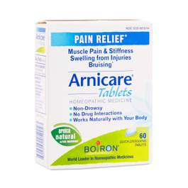 Arnicare Tablets for Pain Relief