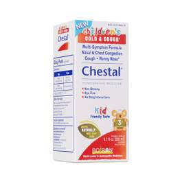 Chestal Children's Cold and Cough Syrup, 6.7 oz