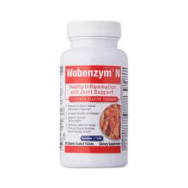 Wobenzym N - Healthy Inflammation & Joint Support