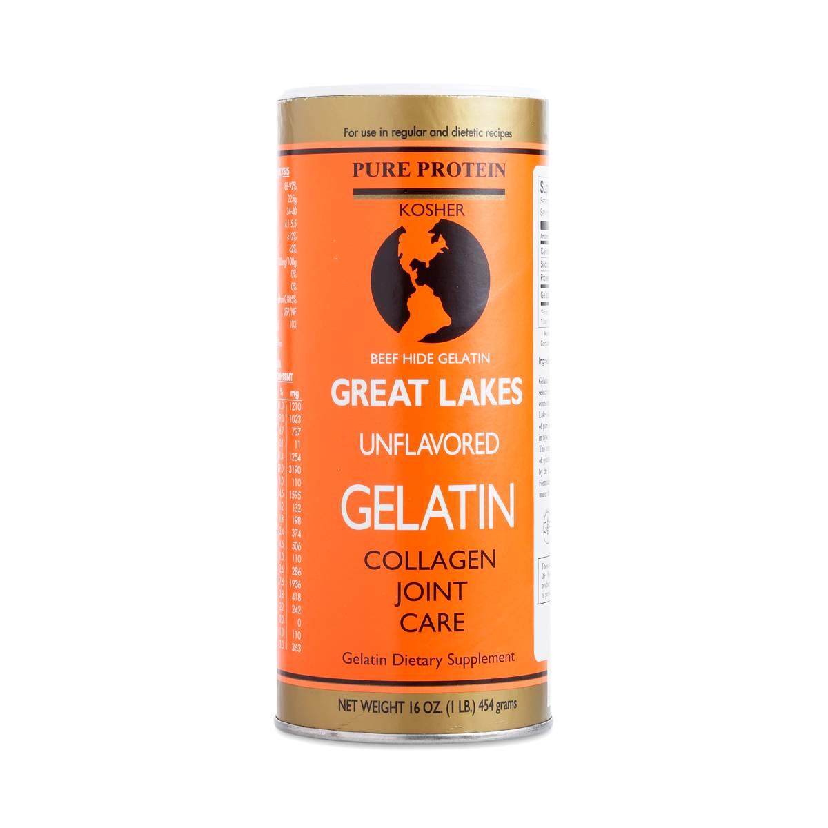 Beef Gelatin By Great Lakes Gelatin Thrive Market