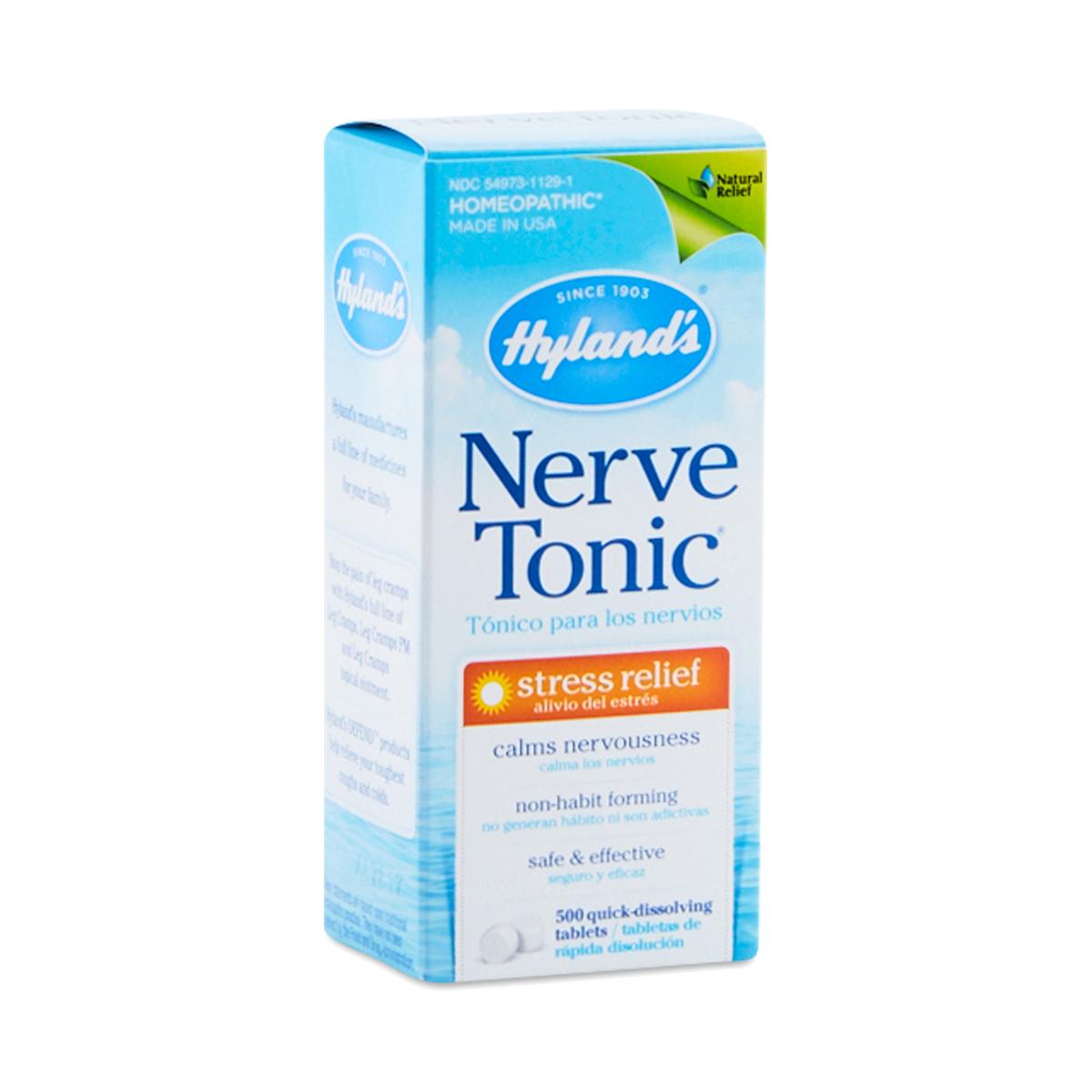 Hylands Nerve Tonic 500 tablets