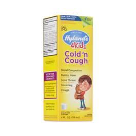4 Kids Cold 'n Cough