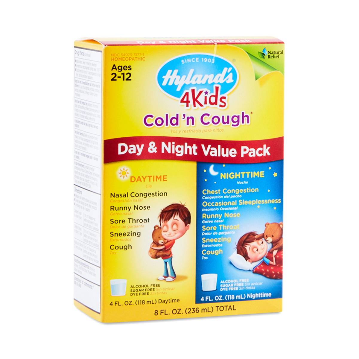 Cold N Cough By Hylands Thrive Market
