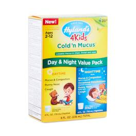 Cold 'n Mucus Day & Night Value Pack