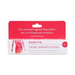 Yeast Assist Cream
