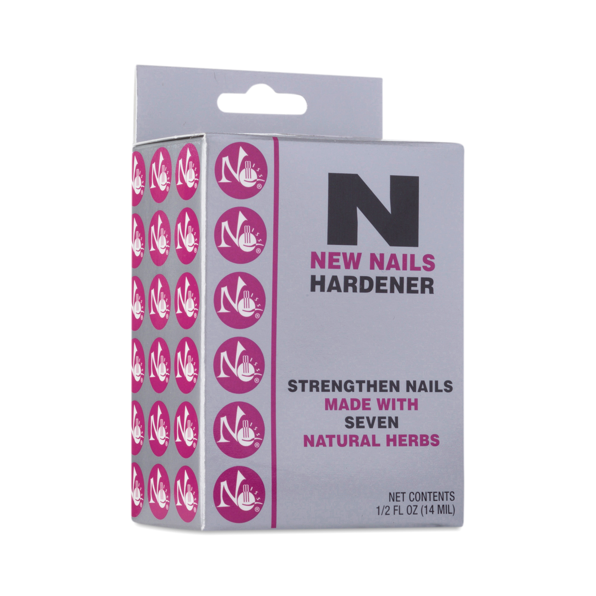 New Nails Nail Strengthener by No Miss Cosmetics - Thrive Market