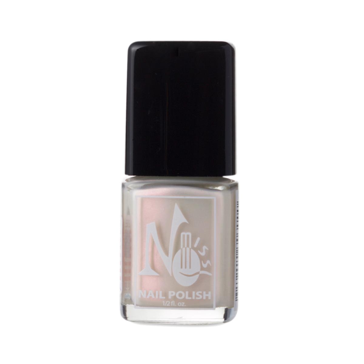 Boca Ice Pink One Coat Nail Polish by No Miss Cosmetics - Thrive Market