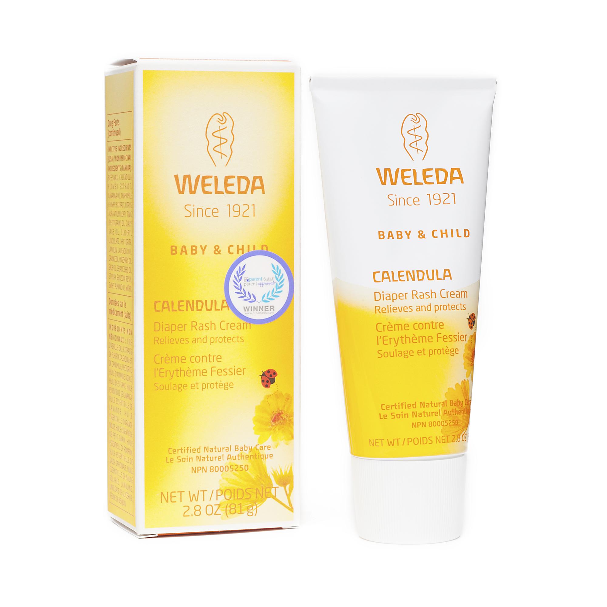 Weleda Calendula Diaper Rash Cream