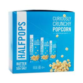 Butter & Sea Salt Crunchy Popcorn