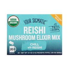 Instant Reishi Superfood Mushroom Drink Mix