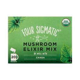 Chaga Mushroom Elixir Mix