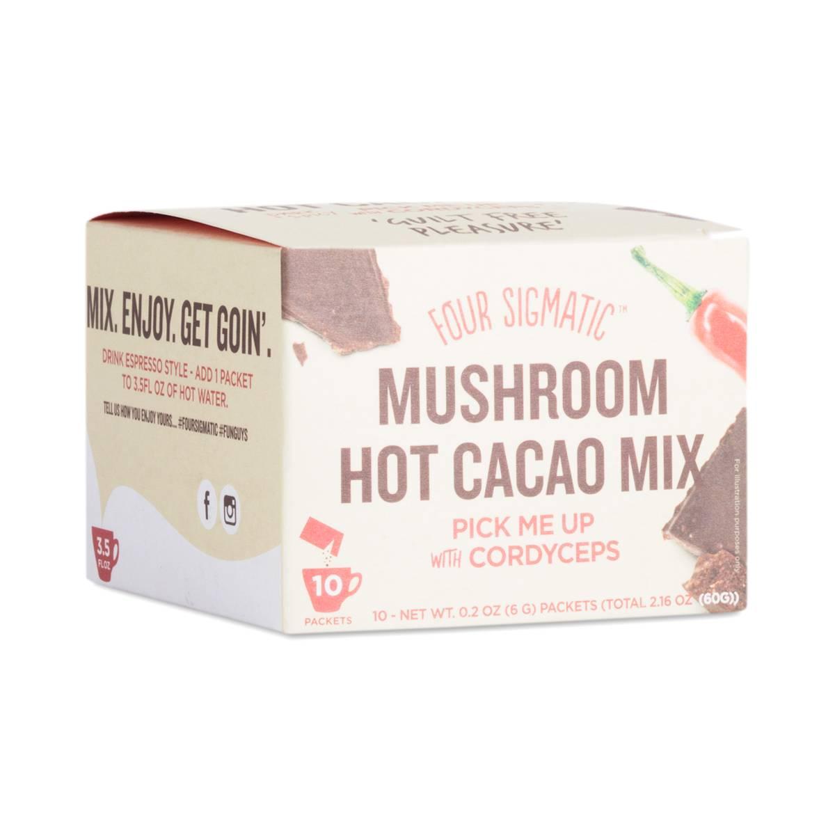 Sigmatic Pasta Maker Spm168 Mushroom Hot Cacao Mix W Guarana Chili Amp Rose Hip Coffee Scfm500 Dinomarket Belanja