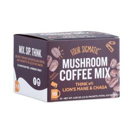 Mushroom Coffee Mix with Lion's Mane & Chaga