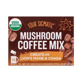 Lion's Mane & Chaga Mushroom Coffee Mix