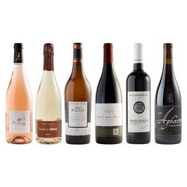 February Bundle of the Month, Half Case of Wine